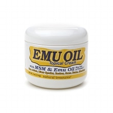 Natural Treasures Emu Oil Topical Cream