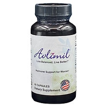 Avlimil Natural Balance Herbal Supplement Capsules