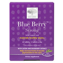 Blue Berry Eyebright, Tablets