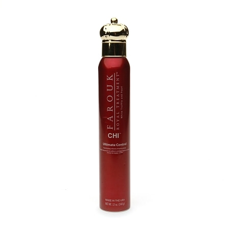 Farouk Royal Treatment by CHI Ultimate Control Fast Drying Volume Shaping Spray 12