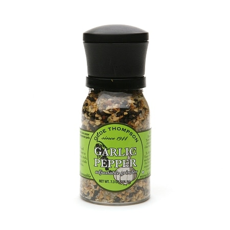 Olde Thompson Adjustable Grinder Garlic Pepper