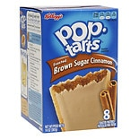 wag-Pop-Tarts Toaster Pastries 8 Pack Frosted Brown Sugar Cinnamon, 8 pk