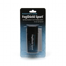 Bausch + Lomb FogShield Sport Anti-Fog Treatment & Lens Cleaning System Spray & Micro-Fiber Cloth