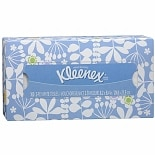 Kleenex Tissues White