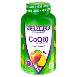 Vitafusion CoQ10 200mg Gummy Vitamins, Pleasant Peach