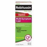 Robitussin Peak Cold Multi-Symptom Cold, Maximum Strength