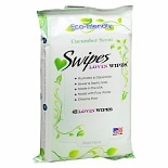 Swipes Lovin Wipes All Natural Flushable Intimate Towelettes, Cucumber