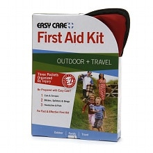 Outdoor + Travel First Aid Kit