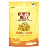 Burt's Bees Natural Throat Drops Honey