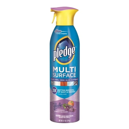 Pledge Multi-Surface Spray Lavender & Peach Blossom