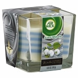 Air Wick Scent Ribbons Candle White Berries & Cool Silk