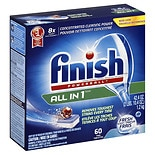 Finish Powerball Tabs Dishwasher Detergent Fresh