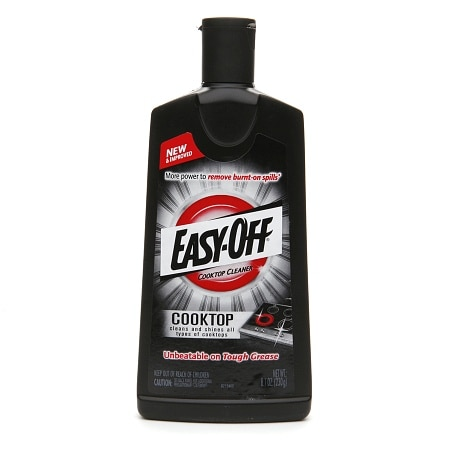 Easy-Off Cooktop Cleaner