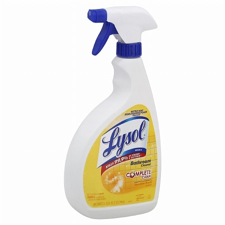 Lysol Bathroom Cleaner Sunshine Fresh