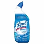Lysol Cling Gel Toilet Bowl Cleaner Ocean Fresh