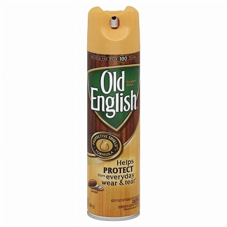 Old English Furniture Polish Almond Walgreens