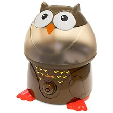 Crane Ultrasonic Cool Mist Humidifier Owl