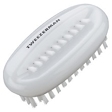 Tweezerman Dual Nail Brush White
