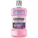 LISTERINE Total Care Total Care Zero Anticavity Mouthwash Fresh Mint