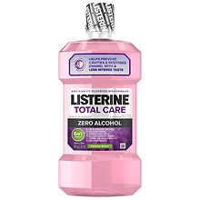 LISTERINE Total Care Zero Mouthwash Mint