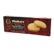 Walkers Shortbread Pure Butter Shortbread Highlanders