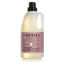 Mrs. Meyer's Clean Day Laundry Detergent, 64 Loads Rosemary