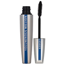 L'Oreal Paris Voluminous Waterproof Mascara Blackest Black