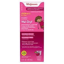 Walgreens Wal-Dryl Children's Allergy Relief, Liquid