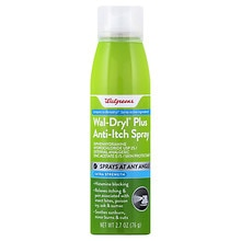 Walgreens Wal-Dryl Itch Relief, Continuous Spray Extra Strength