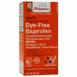 Walgreens Infants' Ibuprofen Concentrated Drops, Dye-Free Berry