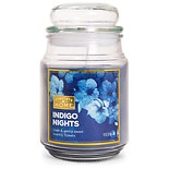 Patriot Candles Indigo Nights Jar CandleIndigo Nights Indigo Nights