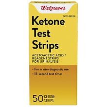 Ketone Test Strips for Urinalysis
