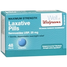 Walgreens Laxative Pills