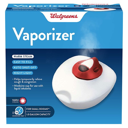 Walgreens Warm Steam Vaporizer Lush