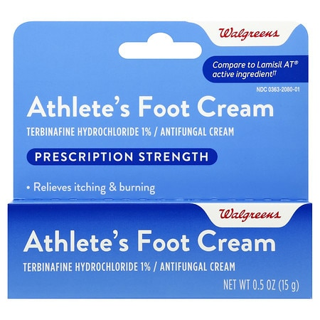 Walgreens Athlete's Foot Antifungal Cream