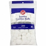 Walgreens Cotton Balls Jumbo