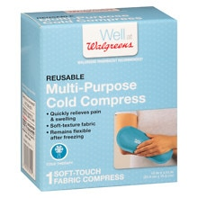 Walgreens Reusable Cold Compress