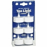 Patriot Candles Battery Operated Tea Lights