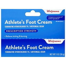 Athlete's Foot Cream