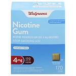 Save 20% on Walgreens Stop Smoking products!