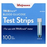 Walgreens Blood Glucose Test Strips