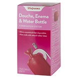 Walgreens Combination Douche, Enema and Water Bottle System