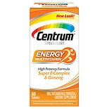 Centrum Specialist Multivitamin/Multimineral Supplement Tablets Energy