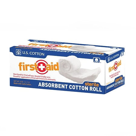 First Aid Sterile Absorbent Cotton Roll