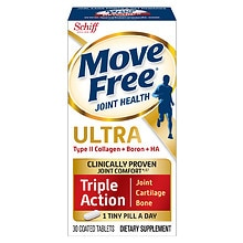 Schiff Move Free Ultra  Dietary Supplement with UCII, Tablets