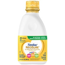 Similac NeoSure Infant Formula Ready To Feed