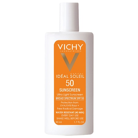 Vichy Laboratoires Capital Soleil Ultra Light Sunscreen Fluid SPF 50