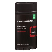 Every Man Jack Deodorant Stick Cedarwood