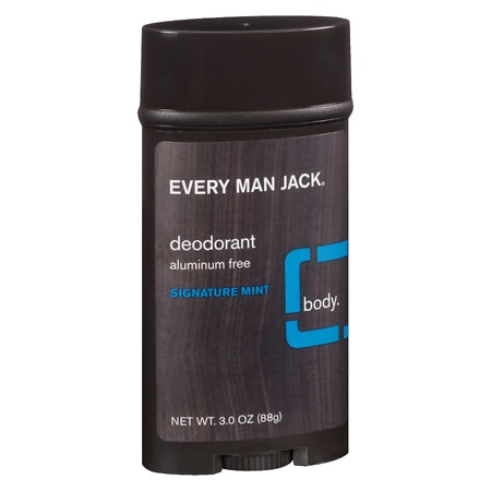 Every Man Jack Deodorant Signature Mint