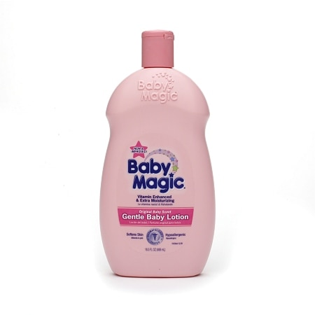 Baby Magic Gentle Baby Lotion Original